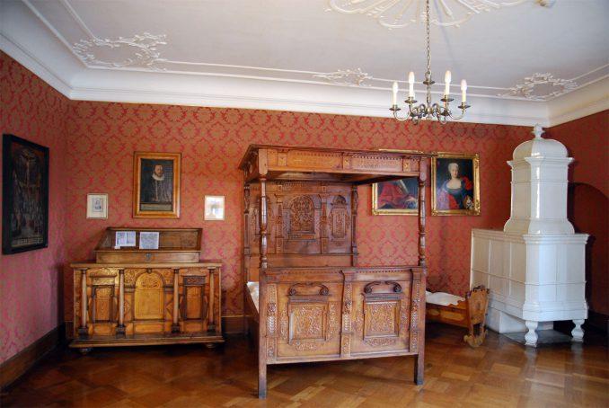 Mobiliar des 17. Jahrhunderts
